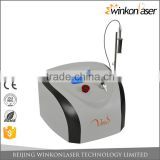 Most effective professional long life span spider vein removal laser skin treatment for sun spots