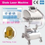 safe diode laser 808nm hair removal machine portable sappire with amazing cooling system!