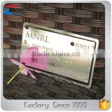 Special Mirror Polished Metal Stainless Steel Business Cards