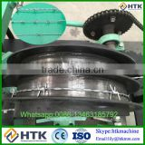 HTK barber wire fence machinery, double twisted barbed wire machine