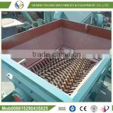 INQUIRY ABOUT Waste recycling machine Plastic shredder machine/wood shredder for sale