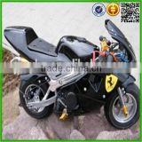 two-stroke and air-cooled 49cc Gasoline pocket bike (SHPB-011)