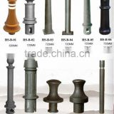 Hebei Botou Castings cast iron bollards ductile iron bollards steel bollards