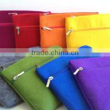 2017 wholesale alibaba pure Handmade Felt Bag Organizer made in China