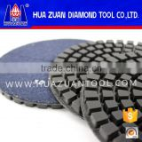 Sharpness and Without Color Faded Ceramic Polishing Pads for Sale