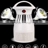 LED anti-mosquito zapper with electric fan mosquito control zapper 2017 new electric mosquito zapper