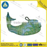 Lovely animal design sewing needle organization dolphin shaped pin cushion