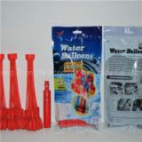 Red Gas Water Balloons