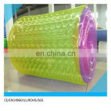 jixuan inflatable yellow pvc water roller ball walk on water