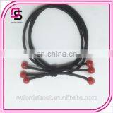 Article 3 red pearl hair bands hair 2 yuan shop hair string han edition creative tire rubber bands