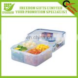 Most Fashional Clear Kids Plastic Lunch Box