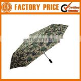 Triple Folding Umbrella Camouflage Umbrella