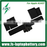 "11.21V 74WH NEW Genuine Original Battery A1437 for MacBook Pro 13"" Retina A1425 020-7653-A laptop batteries"