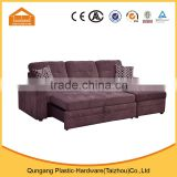 high quality modern design fabric sofa bed with storage drawer                                                                         Quality Choice