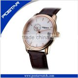 Wholesale Luxury Wrist Watch With Gold Planting Men Leather Buy Watch Online From China Alibaba com