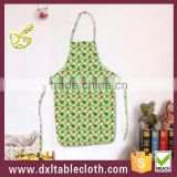 Anti oil waterproof plastic kitchen disposable apron cooking apron