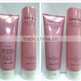 Diameter 60mm cosmetic tube for packaging ,PE extruded tube