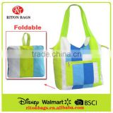 Finely Processed of Foldable Shopping Bags for Mother Folding Reusable Shopping Bag                                                                         Quality Choice