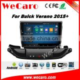Wecaro WC-BV9201 10.2 inch android 5.1/ 4.4 Car DVD Gps Navigation for buick verano 2015 2016 With Wifi and 3G GPS Radio