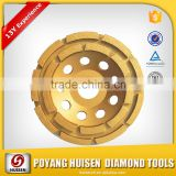 Tailored Cutting Wheel Size China Top Supplier HUISEN Diamond Grinding Wheel                                                                         Quality Choice