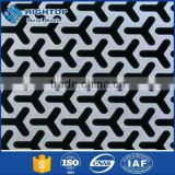 2016 best selling stock cheap micro copper perforated speaker grill metal mesh sheet material
