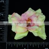 cheap wholesale fabric artificial flower, fake flower for children's clothes accessories