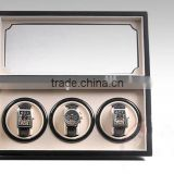 3 Luxury chinese Watch Packaging wooden Boxes watch winder