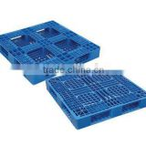 Heavy Duty Plastic Pallet with Iron Bars inside for Racking