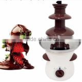 New Arrival Electric Mini Chocolate Fondue Fountain As Seen On TV                                                                         Quality Choice