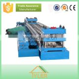 highway guardrail w beam roll forming machine factory