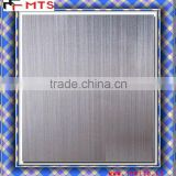 0.45mm Stainless steel brushed aluminum sublimation metal sheet