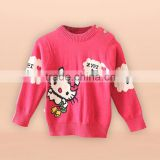 Best Selling New Latest Cute Girl Sweater Baby Girl Sweater Beautiful Girl Sweater