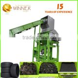 Waste Tire Rubber Buckets In Recycling Jaw Crusher Price Grade One