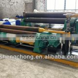 Automatic machine W11S mobile roller levels on three-roll bending machine rolling forming machine