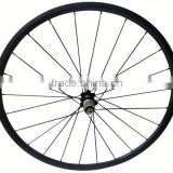 High quality 700c road bicyle for clincher or tubular carbon wheelset baby stroller wheel