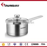 Stainless Steel Cookware Induction Ready for Healthy Cooking                                                                         Quality Choice