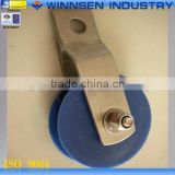 Good Quality Wholesale Small Plastic Pulley For Canopy Frame Use YS50060