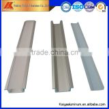 Aluminum channel led profile for strips, Anodized silver color, aluminum housing led light bar aluminum extrusion                                                                         Quality Choice