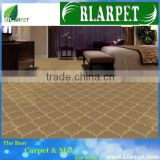 Super quality hot selling machine tufted hotel carpet and rug