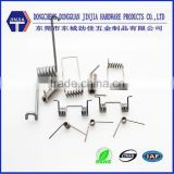 Custom metal coil constant force spring flat spiral spring                                                                         Quality Choice