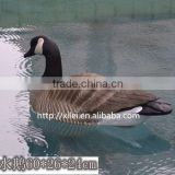 high quality plastic canada hunting goose decoy