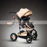 Pram Newborn Carriage Infant Travel Car Foldable Pram Baby Stroller Pushchair