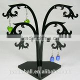 Plastic Earring Display Stand Jewelry Display Rank Display Tree Strand 8.3cm high(PCT016-034)