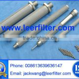 Backwash Metal Filter Element