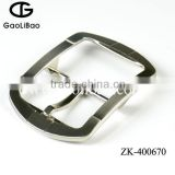 China manufacturers for 40mm zinc alloy HKK buckles/middle pin buckles for men's belt ZK-400670