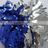 hot selling party sports meeting decoration cheerleading pom pom/cheering pom pom/pom pom