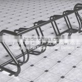 Galvanized floor mounted bicycle bike carrier rack bicycle parts rack