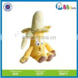 Factory directly Banana plush toys stuffed soft fruit plush toys