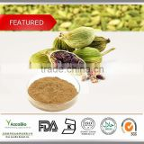 TOP QUALITY Cardamom extract powder 10:1, 100% Natural Cardamom seed P.E. , Eletteria Cardamomum seed extract