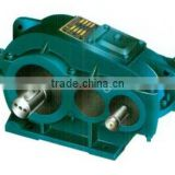 ceramics equipment cyclindrical gear reducer